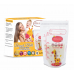 Autumnz - Double ZipLock Breastmilk Storage Bag (28 bags) *7oz* (GIRAFFE)