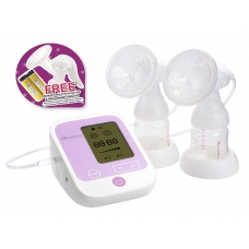 Autumnz - PASSION II (With Rechargeable Batteries) Convertible Double Electric/Manual Breastpump