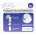 Autumnz - Breastmilk Storage Bag Adapter *Wide Neck*