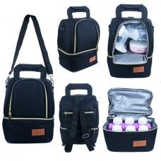 Autumnz - JOYLEE Cooler Bag (Black)