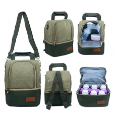 Autumnz - JOYLEE Cooler Bag (Multi Khaki Green )