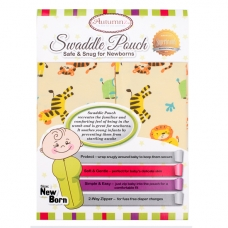 Autumnz - Swaddle Pouch (Animal Paradise) - Size S