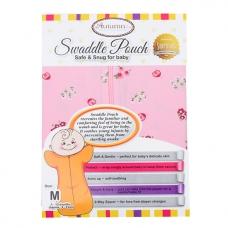 Autumnz - Swaddle Pouch (Pink Flora) - Size M