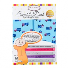 Autumnz - Swaddle Pouch (Sporty Trucks) - Size M