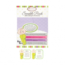 Autumnz - Swaddle Pouch (Buds - Lilac)