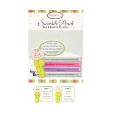Autumnz - Swaddle Pouch (Buds - Olive)