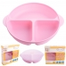 Autumnz - Baby Divided Plate With Lid (Pink)