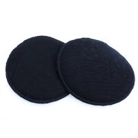 Autumnz- Basic Lacy Washable Breastpads (Black Lace) - 6 pcs