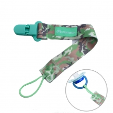 Autumnz Soother Clip *Camouflage*