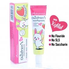 Autumnz - Children's Toothpaste (50g) *Strawberry* Best Buy