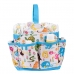 Autumnz Portable Diaper Caddy - Animal Letters