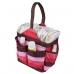 Autumnz Portable Diaper Caddy - Cheery Cherry