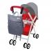 Autumnz - GORGEOUS Diaper Backpack (Ash Grey) *BEST BUY*