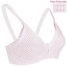 Autumnz - Isabel Nursing Bra *FREE EXTENDER* (Pink Claire)