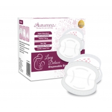 Autumnz- Lacy Deluxe Disposable Breastpads (36 pcs) *NEW PACKAGING*- BEST BUY