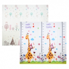 Autumnz - PE Foldable Baby Playmat (Size L: 200cm x 180cm x 1cm) *Hello Baby / Gorgeous Autumn*