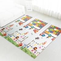 Autumnz - PE Foldable Baby Playmat (Size L: 200cm x 180cm x 1cm) *Top Of The World / Back To Basic*