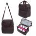 Autumnz - Posh Cooler Bag  (Brown Khaki)