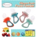 Autumnz Silicone Fresh Food Feeder (Turquoise) *comes with 3 Silicone Sacs S, M & L*
