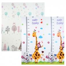 Autumnz - PE Foldable Baby Playmat (Size M: 180cm x 160cm x 1cm) *Hello Baby / Gorgeous Autumn*
