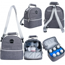 Autumnz - Sierra Cooler Bag *Ash Grey*