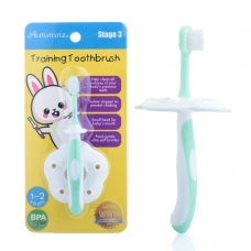 Autumnz - Training Toothbrush (Stage 3) *Turquoise* Best Buy