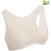 Autumnz - TILIA Bamboo Sleep Bra *w removable cup padding*(Ivory Nude)