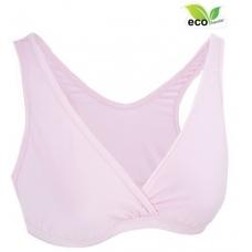 Autumnz - TILIA Bamboo Sleep Bra *w cup padding* (Pink)