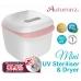 Autumnz - Mini UV Steriliser & Dryer (Pink) *BEST BUY*