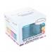 Autumnz-Wide Neck Breastmilk Storage Bottles *5oz* (4 btls) - Lullaby *Turquoise*