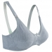 Autumnz - Zoe2 Maternity/Nursing Bra (Grey)