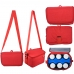 Autumnz - Fun Foldaway Cooler Bag (Candy Red)