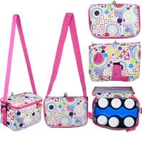 Autumnz - Fun Foldaway Cooler Bag (City Chic)