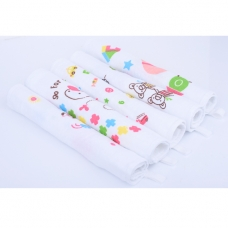 Autumnz - Baby Washcloths *Mixed Designs* (5pcs/pack)
