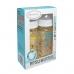 Autumnz - PPSU Wide Neck Feeding Bottle 10oz/300ml (Twin Pack) *Jovial Giraffe / Universe*