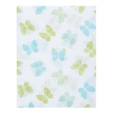 Autumnz - Swaddle Wrap (Butterflies - Blue)