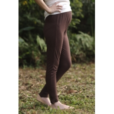 Autumnz - Maternity Leggings (Brown) (F029)