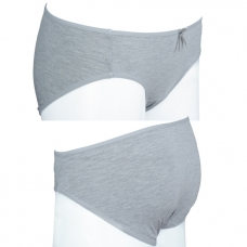 Autumnz - MARTHA Maternity Panty (Grey)