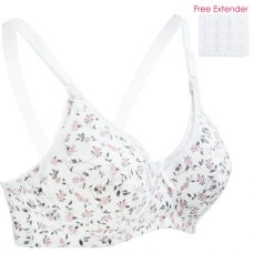 Autumnz - ELLA Padded Nursing/Maternity Bra (Vines)