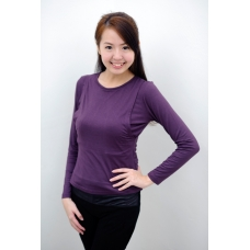 Autumnz - Classique Nursing Inner (Purple) - BEST BUY