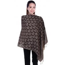 Autumnz Nursing Wrap - Frangipani (Cocoa)