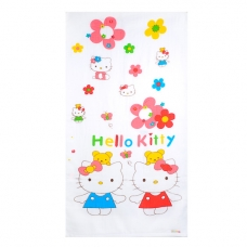 Autumnz - Baby Bath Towel (Kitty In Garden)