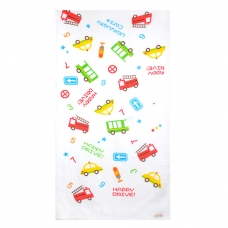 Autumnz - Baby Bath Towel (Happy Drive)