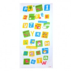 Autumnz - Baby Bath Towel (The Alphabet)