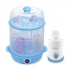 Autumnz-2-in-1 Steriliser/Steamer +Home &Car Warmer Combo (Blue)